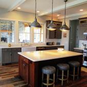 6 Silver Lake Residence Kitchen