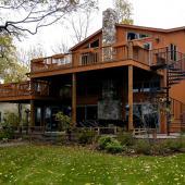 1 Canandaigua Cottage Exterior