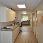4 Brighton Animal Hospital Lab Hallway