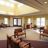 4 Cayuga Medical Associates Waiting Area
