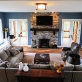 8 Silver Lake Residence Living