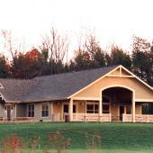 1 Woodside Lodge Exterior