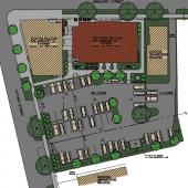 3 Gregory Street Apartments Site Plan