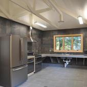 7 Grand View Lodge Kitchen
