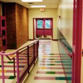 2 Rochester Childfirst Network Hallway