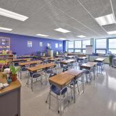 3 RCSD School 50 Classroom