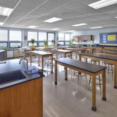 8 RCSD School 50 Science Classroom