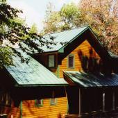 3 Ellicottville Residence Exterior 2