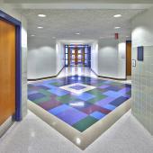 5 RCSD School 50 Hallway