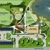 1 Maplewood Nature Center Site Plan
