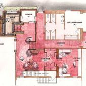 2 GVC Entrance Floor Plan