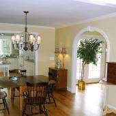 3 Pittsford Residence Dining Room