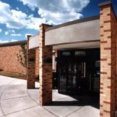3 Monroe County Health Entrance