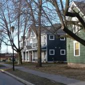 2 Perrin Street Apartments Context