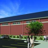 4 Faith Bible Church Addition Rendering