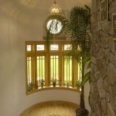 4 Mendon Residence Interior Stair
