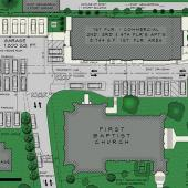 8 Sterling on Main Site Plan